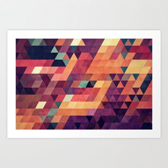 wydzy Art Print