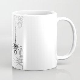 Spiders, spiders, everywhere Coffee Mug
