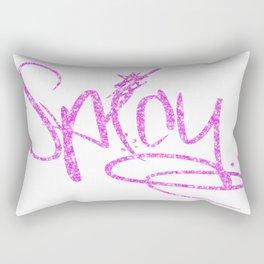 Fancy Sparkle custom for Spicy Rectangular Pillow