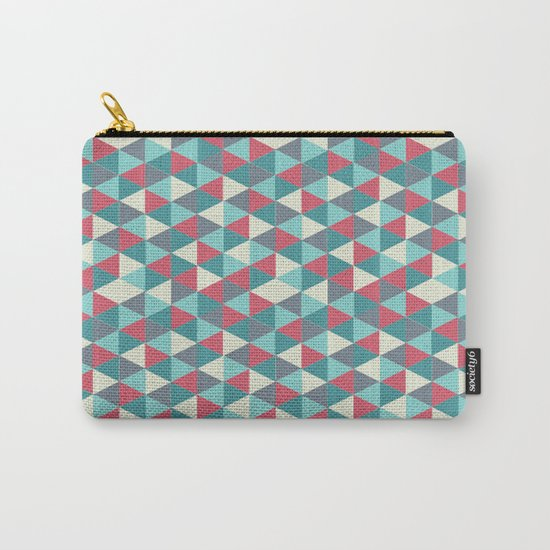 Pattern disco Carry-All Pouch