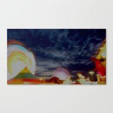 Wheels of Ferris Canvas Print