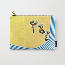 Skate Like a Girl Carry-All Pouch