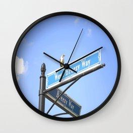 Waterway Wall Clock