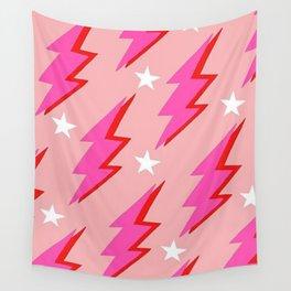 Barbie Lightning Wall Tapestry