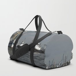 On the water Duffle Bag
