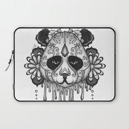 Blacksilver Panda Spirit Laptop Sleeve