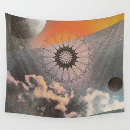 Sky Mandala II Wall Tapestry