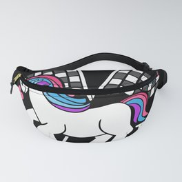 Take Me To The Races Fanny Pack