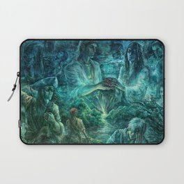 Keeper of your heart Laptop Sleeve