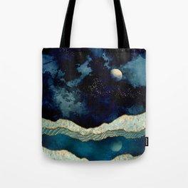 Indigo Sky Tote Bag