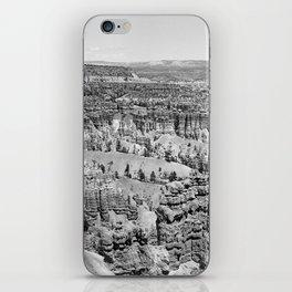 Bryce Canyon Hoodoos Utah iPhone Skin