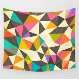 Mod Tris Wall Tapestry