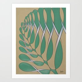 Traverse, No. 1 Art Print