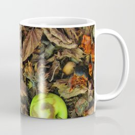Wild Green Apples Coffee Mug