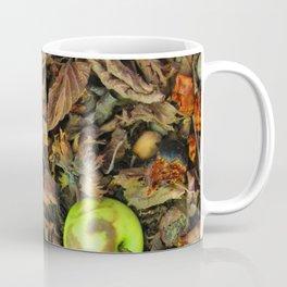 Wild Green Apples Coffee Mug