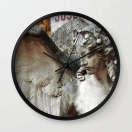 Die stillen Seelen gehen... Wall Clock