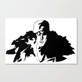 Aokigi Kuzan One Piece Canvas Print