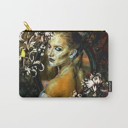 TWO FLAMES IN DREAMS OF LOVE Carry-All Pouch