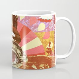 AFTERNOON PSYCHEDELIA REDUX Coffee Mug