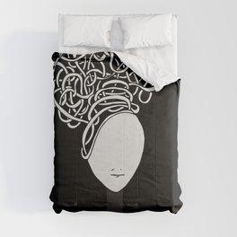 Iconia Girls - Hanna Black Comforters
