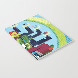 Technology Hub Notebook