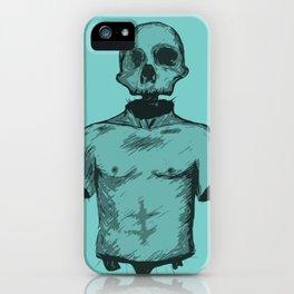 Skullboy iPhone Case