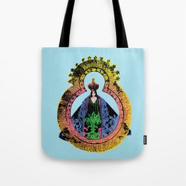 Virgen Mary  Tote Bag