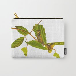Swainson's Warbler Bird Carry-All Pouch
