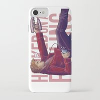 starlord iPhone & iPod Cases featuring Hooked On a Feeling by Unbearable Bear