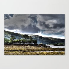 Loch Ailort, Scotland Canvas Print