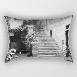 Roma - Gelateria del Teatro Rectangular Pillow