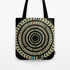 Slow Spin Tote Bag