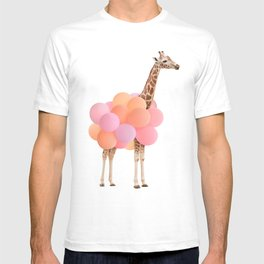 GIRAFFE PARTY T-shirt