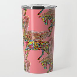 Wanderer: Spirit of Freedom Travel Mug