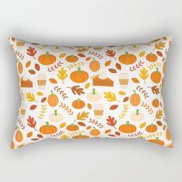 Everything Autumn Rectangular Pillow