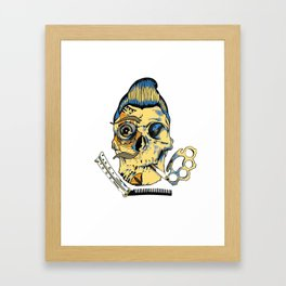 Just an Act Framed Art Print