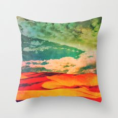 Why Won't You Make Up Your Mind?_ Throw Pillow