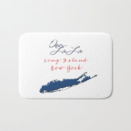 Ooo La La Long Island Bath Mat
