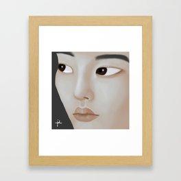 Kyungsoo Framed Art Print