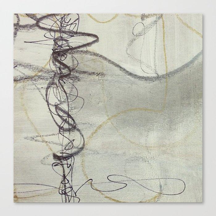 Cygnus I Canvas Print