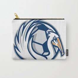 Pelican Wings Soccer Retro Carry-All Pouch