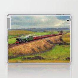 The Flying Scotsman Locomotive Laptop & iPad Skin