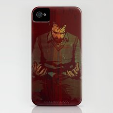 Out Of Range iPhone (4, 4s) Slim Case