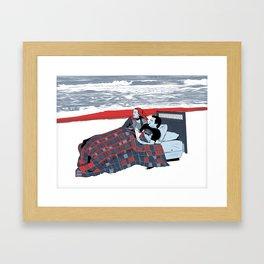 Eternal Sunshine Of The Spotless Mind (Version 3) Framed Art Print
