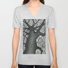 Massive Tree Unisex V-Neck