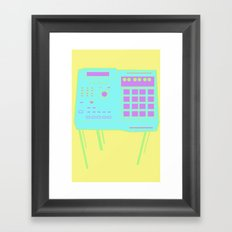 Mpc Framed Art Print