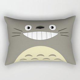 My Neighbor Smile Rectangular Pillow