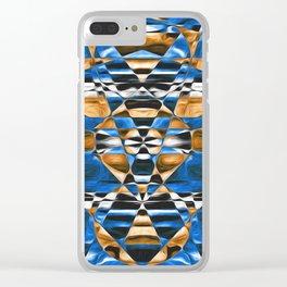 åßœ Clear iPhone Case