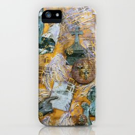 Behold the Lion iPhone Case