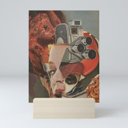 Hidden Camera Mini Art Print